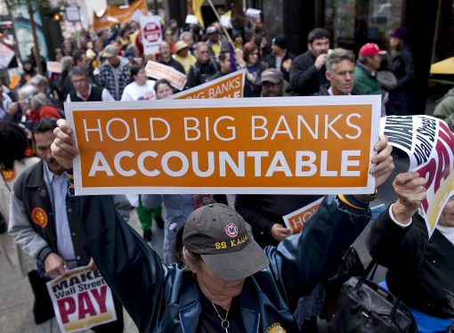 Activists Push Los Angeles to Hold Its Bank Accountable