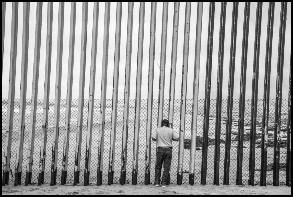 The U.S. Mexico Border Wall