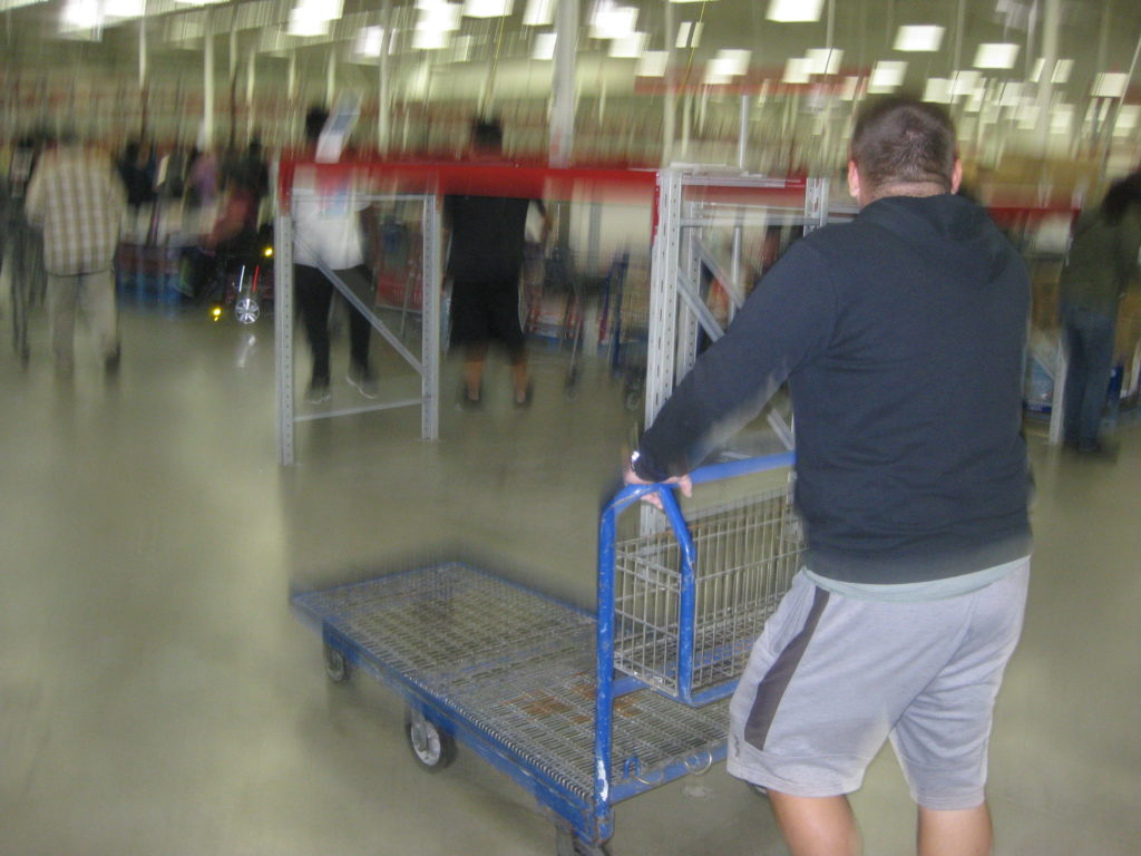 """10 000 Laid off Workers Later Sam s Club """"Transforms"""" Its Business"""