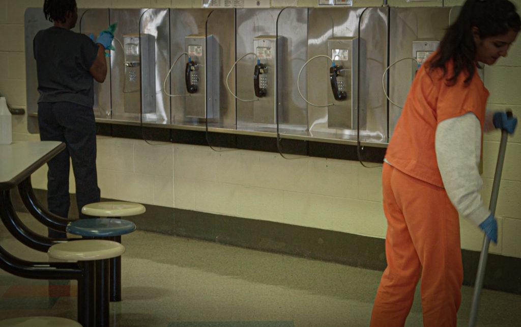 Orange Is the New Green for Prisons, Say Detained Immigrants