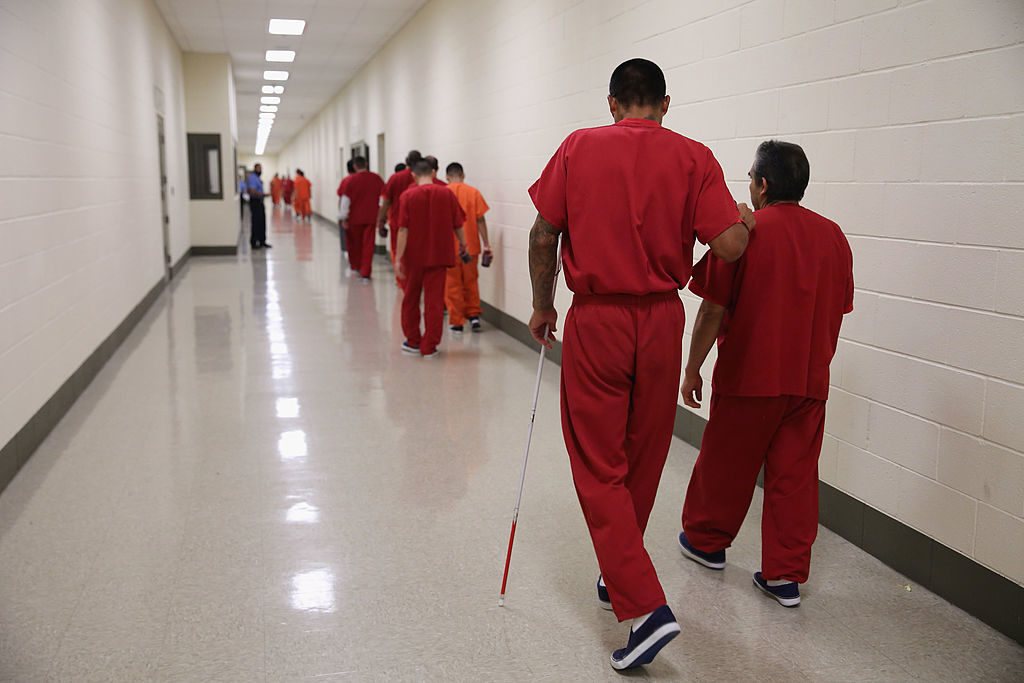 Adelanto immigrant detainees allege forced labor