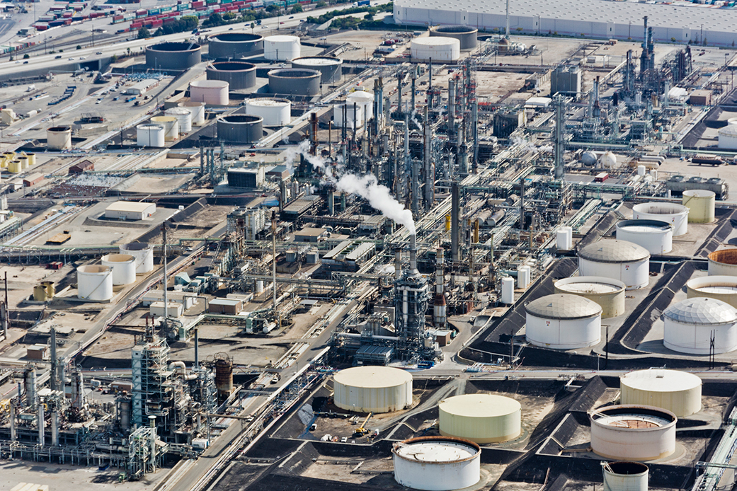 Toxic 'Forever Chemicals' Suspected at Oil Sites Across California